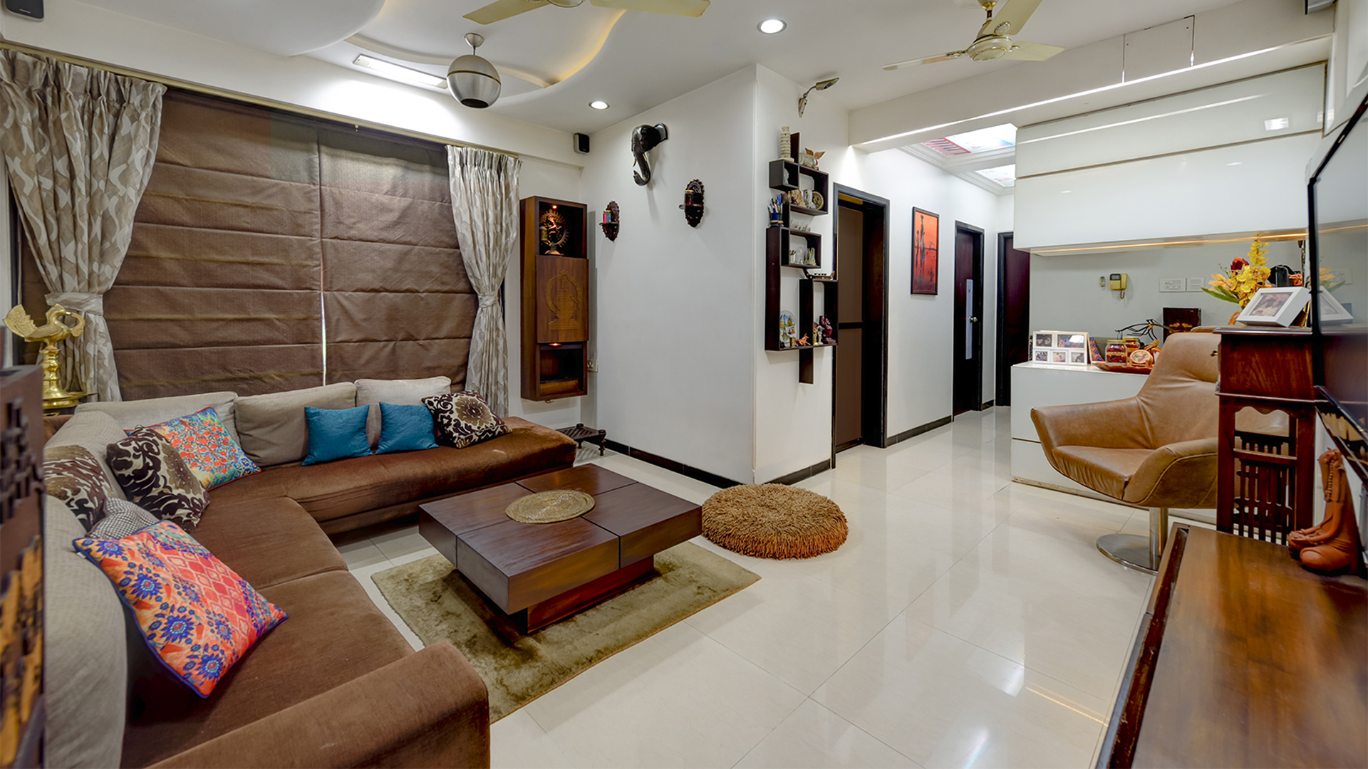 Best Living Room Interior Design Dhanbad